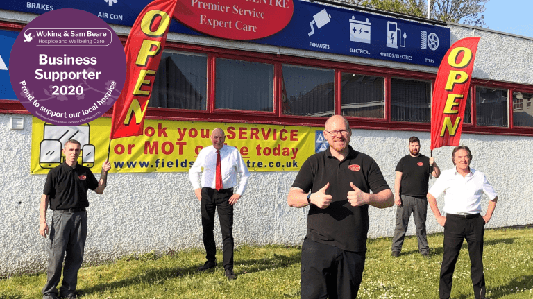 Car Repairs Service And Mot In Woking From Field S Car Centre 01483 766634